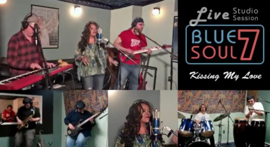 BlueSoul7 – Live Studio Session