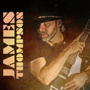 James Thompson (self titled 2015 CD)
