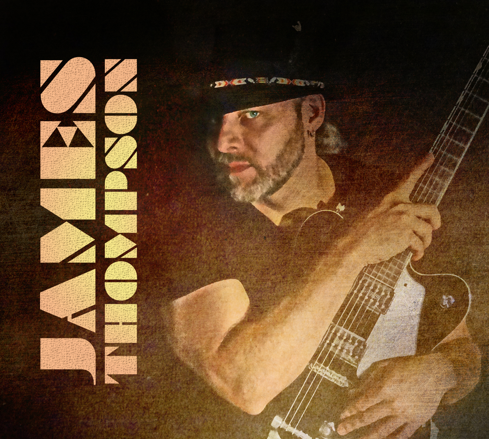 James Thompson (self titled 2015 CD)