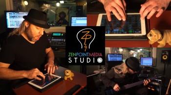 James Thompson plays Jimi Hendrix on GeoShred App for iPad